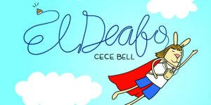 cover of the novel El Deafo